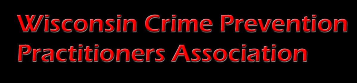WCPPA – Wisconsin Crime Prevention Practitioners Association